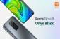 """Xiaomi Redmi Note 9 Onyx Black"" smartfonu beynəlxalq bazarda satılacaq"