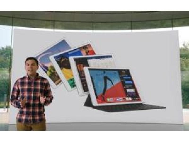 """Yenilənmiş """"iPad 8"""" planşeti təqdim olunub"""