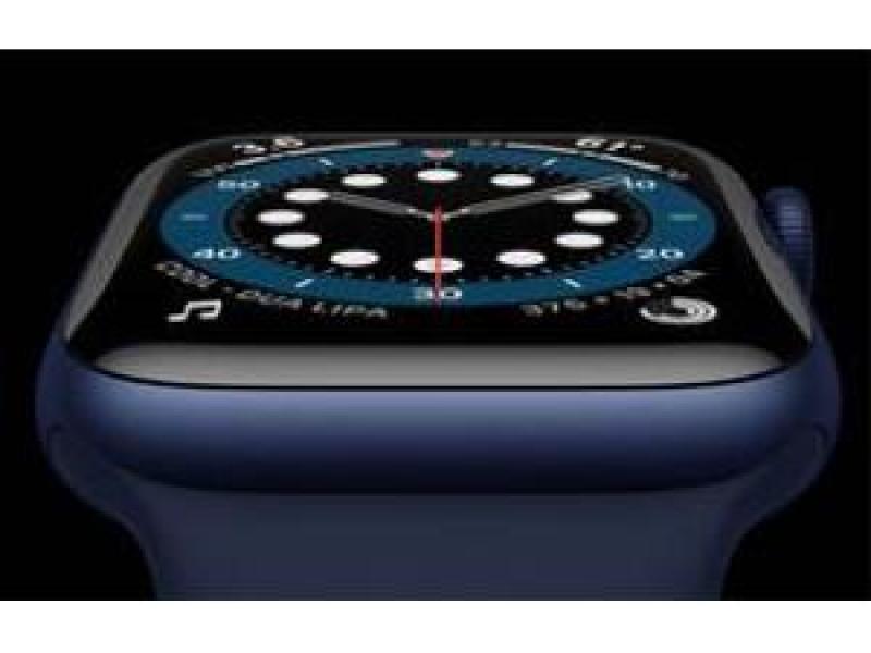 """""""Apple Watch Series 6"""" saatı nümayiş edilib"""