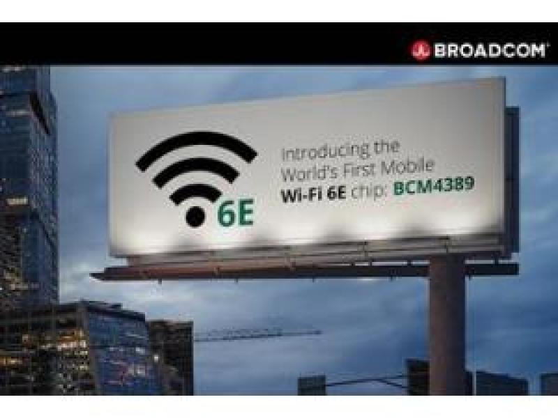 """""""Wi-Fi 6E"""" standartını dəstəkləyən ilk mobil prosessor təqdim edilib"""