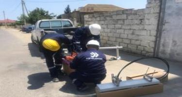 Abşeron və Sumqayıtda telefonlaşmayan ərazilər telekommunikasiya  xidmətləri ilə təmin edilir