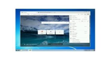 """""""Microsoft Edge"""" adlı yeni brauzer """"Windows 7"""" və """"8"""" üçün əlçatan olub"""