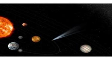 Kometaların tədqiqi üçün üç modullu zond hazırlanır