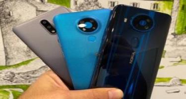 """""""Nokia 3.4"""" və """"Nokia 2.4"""" smartfonları təqdim edilib"""