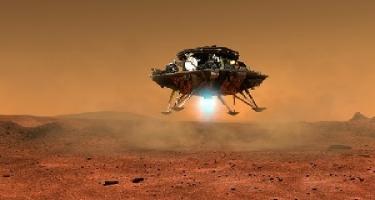 Çin 2020-ci ildə Marsa ilk tədqiqat missiyası göndərməyi planlaşdırır