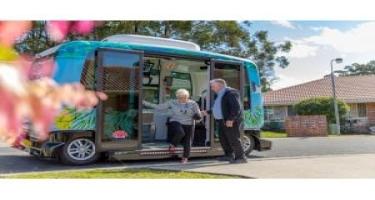 Avstraliyada sürücüsüz avtobuslar sərnişinləri daşımağa başlayıb