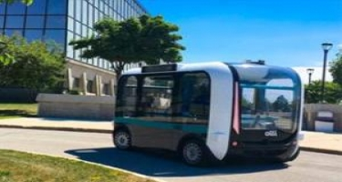 """""""3D"""" printerlə süni intellektli avtobus çap edilib (VİDEO)"""