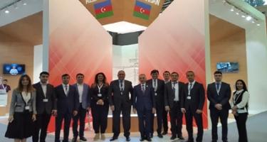 """""""ITU Telecom World 2019"""" beynəlxalq sərgi və forumu öz işinə başlayıb"""