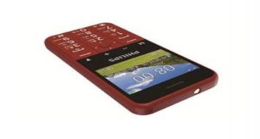 """Android"" sistemli ""Philips E516"" mobil telefonu təqdim edilib"