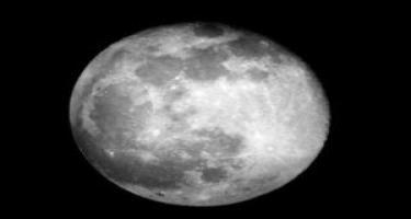 Ayın üçölçülü modeli yaradılıb