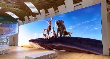 """""""16K"""" təsvir ölçülü """"Sony"""" ekranı """"Micro LED"""" modullarından ibarətdir"""