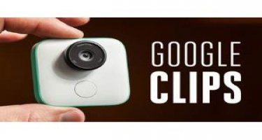 """Süni intellektli """"Google Clips"""" kamerasının satışı dayandırılıb"""