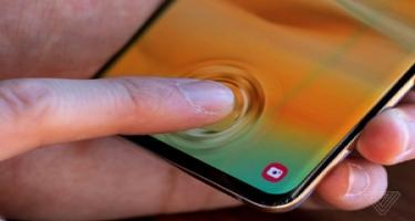 """""""Samsung"""" smartfonlarının barmaq izi müdafiəsi faydasız olub"""