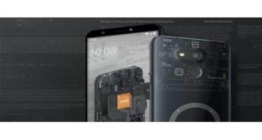 """""""HTC"""" blokçeyn smartfonunu təqdim edib"""