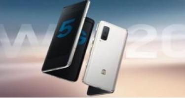"""""""Samsung"""" yeni qatlanan smartfonunu təqdim edib"""