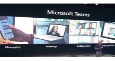 """""""Microsoft""""un korporativ messencerinin auditoriyası 20 milyon istifadəçini ötüb"""