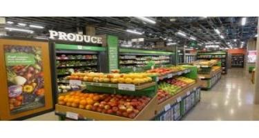 Kassasız və növbəsiz ilk supermarket istifadəyə verilib