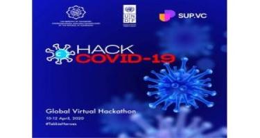 """Çox sayda yerli və beynəlxalq təşkilat koronavirus pandemiyası ilə mübarizəyə yönələn """"virtual hackathon""""a qatılır"""