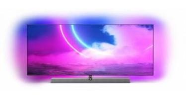 """""""Philips OLED935"""" televizorları dördtərəfli """"Ambilight"""" işıqlandırma sistemi ilə təchiz olunub"""