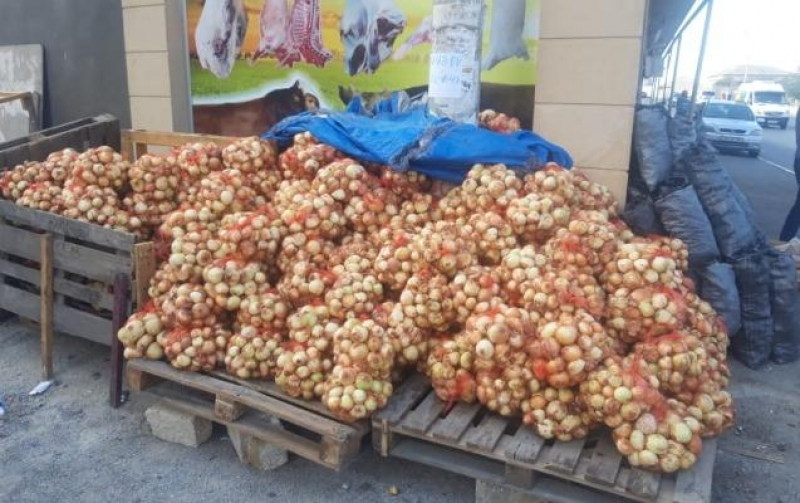 Abşeron RİH-dən satdığı soğanı yandıranla bağlı AÇIQLAMA