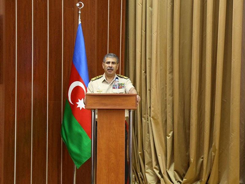 Zakir Həsənov təxribatların qarşısının dərhal alınmasını əmr etdi