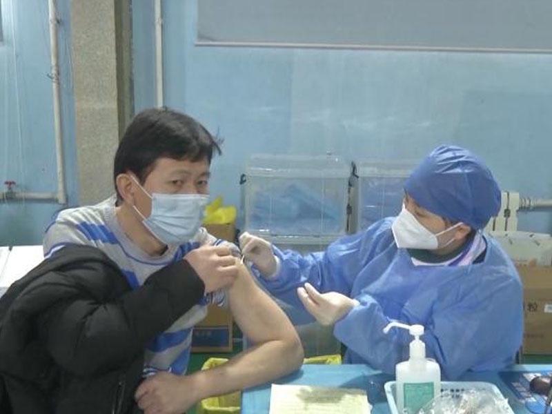 Çində vaksinasiyanın 2-ci mərhələsi - VİDEO