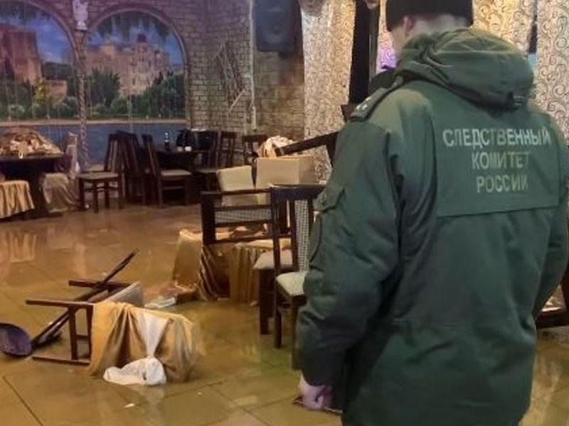 """Rusiyada """"Bakı"""" kafesində atışma: Azərbaycan vətəndaşı öldürüldü"""