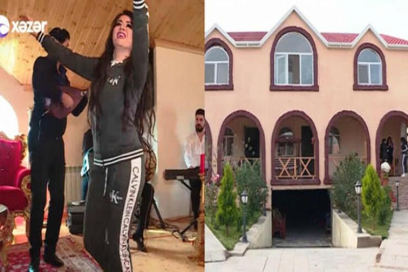 Fatimənin villası satışa çıxarıldı - 200 min manata