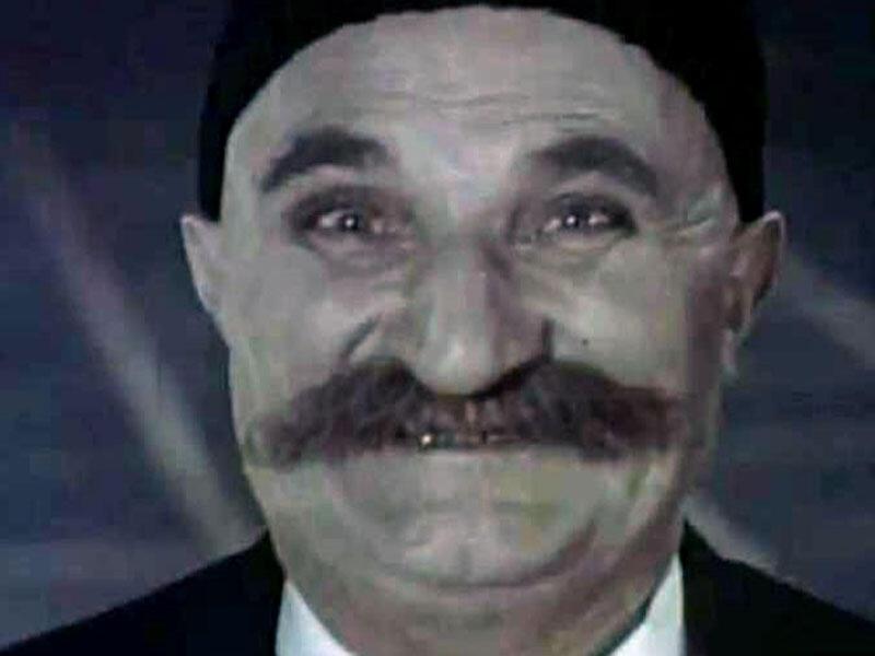 Bığına görə şiddətli töhmət almış Xalq artisti... - FOTOlar