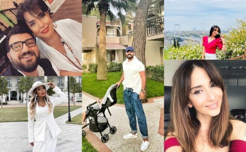 Tanınmışların bugünkü Instagram paylaşımları - FOTO