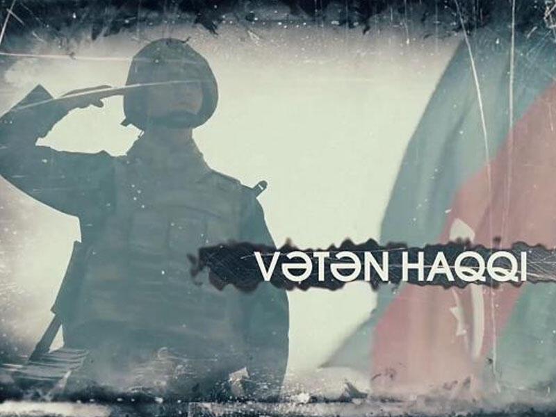 Vətən Haqqı - VİDEO