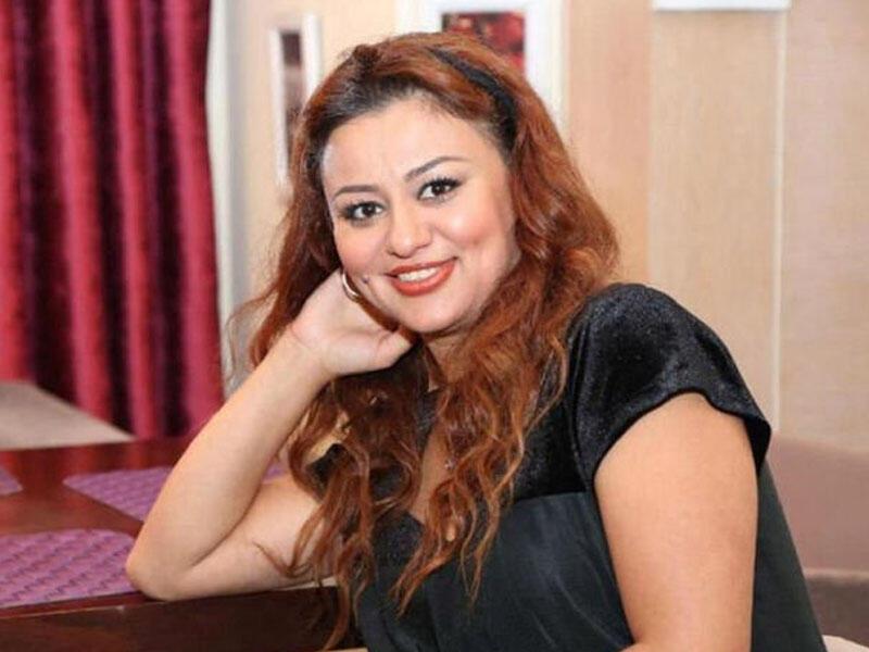 Vəfa Zeynalova özünü TANINMAZ HALA SALDI - FOTO