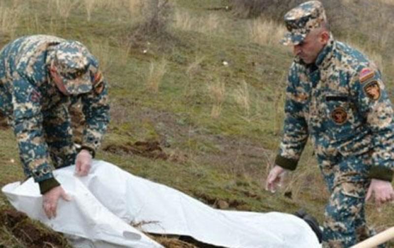 Daha 4 erməni hərbçinin meyitinin qalıqları təhvil verildi