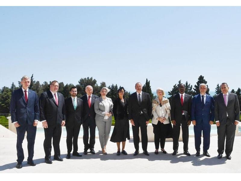 Azərbaycan Prezidenti: Vətən müharibəsində qazandığımız Qələbə Azərbaycanın və regionun yeni inkişaf mərhələsidir