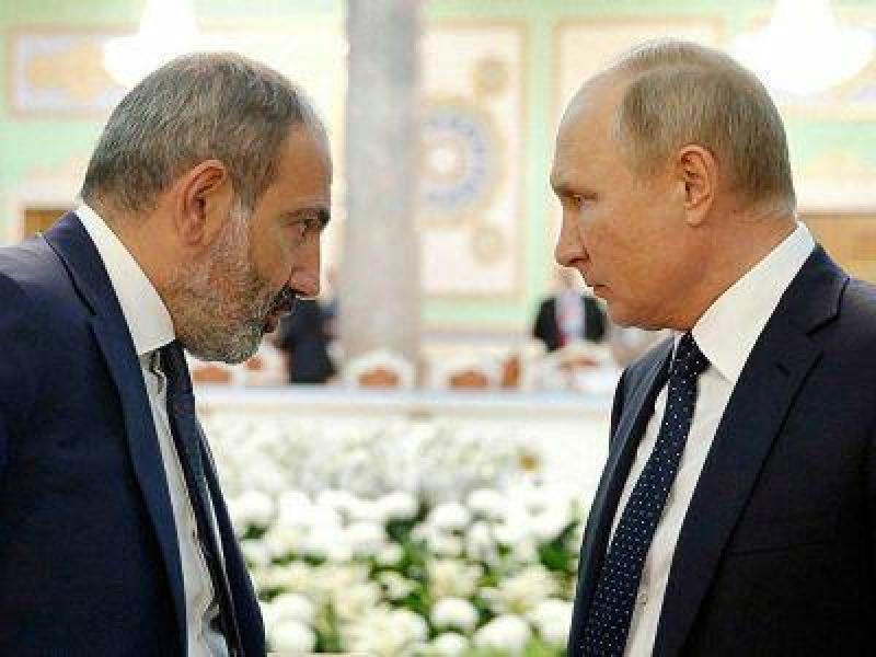 Rusiya əldə etdiyi qazancı Ermənistana qurban verməyəcək - Moskvadan ŞƏRH