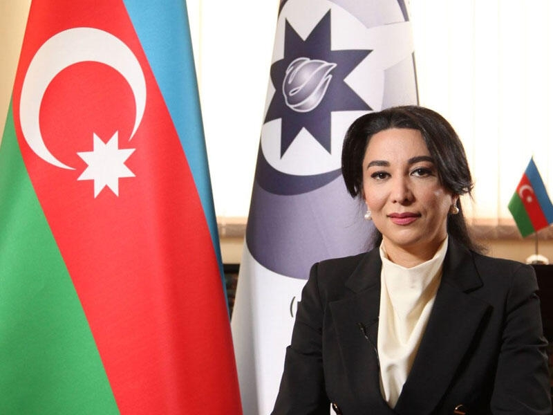Ombudsman Türkiyəyə 100 fidan hədiyyə etdi