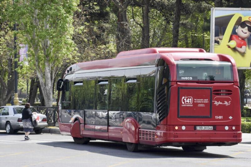 Bakı sakinlərinin NƏZƏRİNƏ: Sabah avtobusların hərəkət sxemi  dəyişdiriləcək