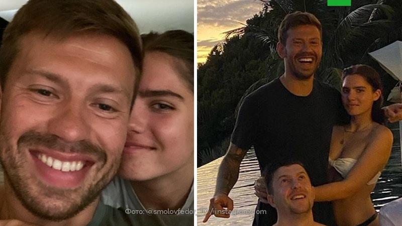 Futbolçu Yeltsinin yetkinlik yaşına çatmamış nəvəsinə evlilik təklif etdi - FOTO