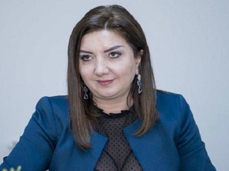 """Nazilə Səfərli: """"Bir evə baxdım, bir də evdən çıxan qəhrəmana..."""""""
