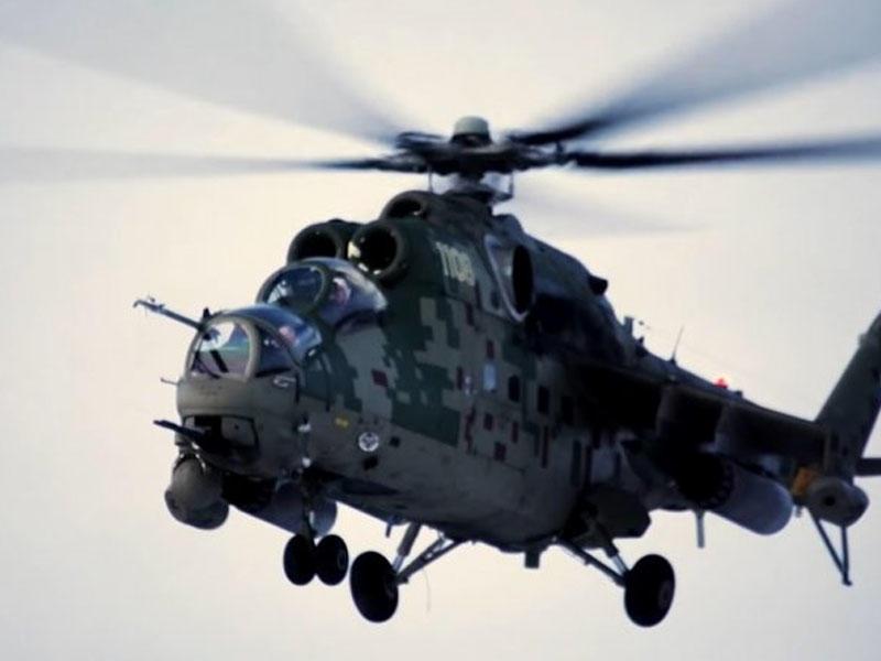 Rusiya dünyada ən sürətli helikopterini təqdim etdi