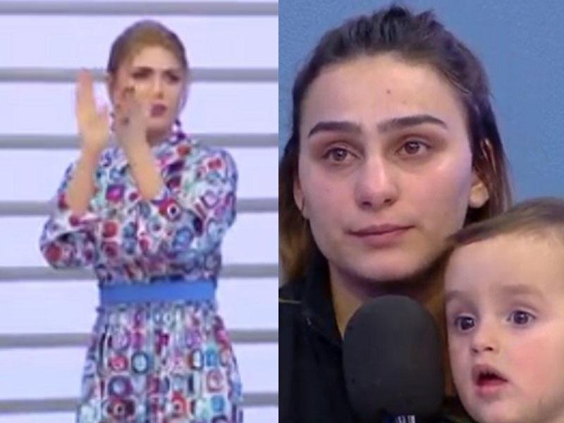 Xoşqədəm evli kişidən uşaq doğan qızı ayaqüstə alqışladı: