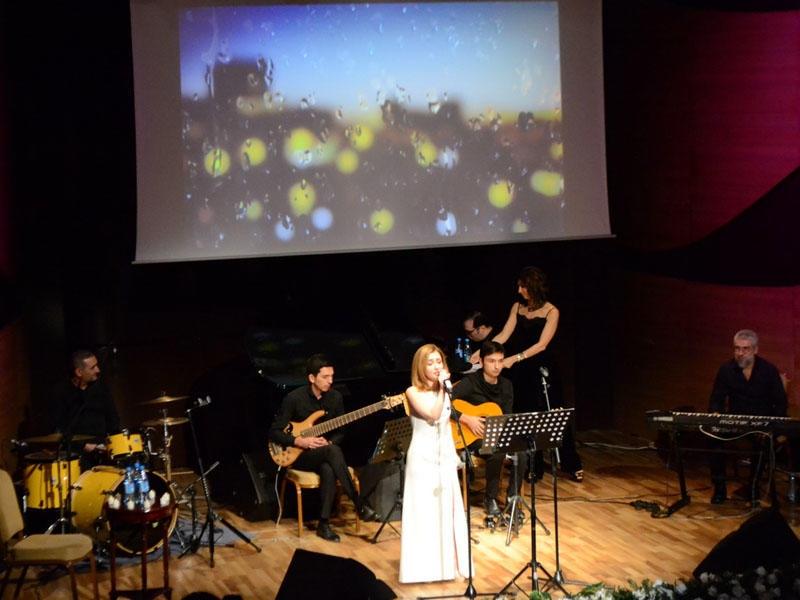 Muğam Mərkəzində musiqili-ədəbi gecə keçirilib - FOTO