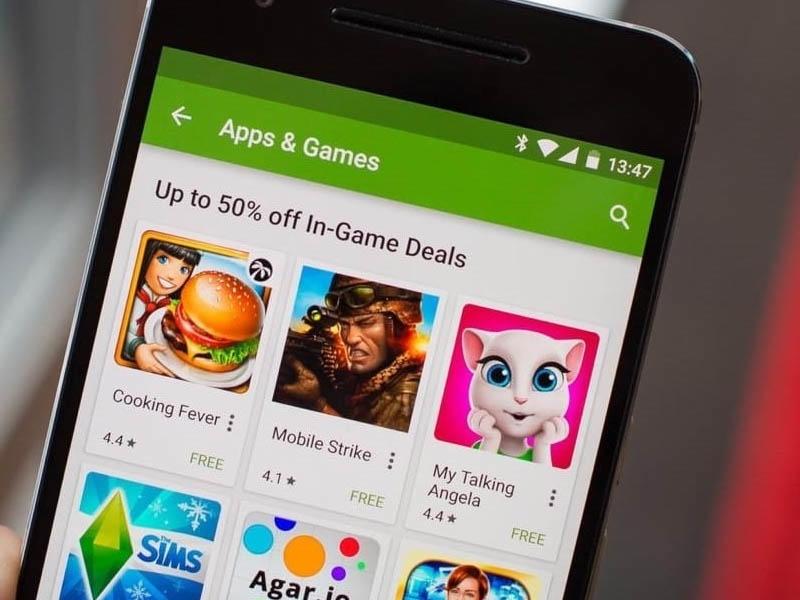 Google şirkəti Google Play-dən oyunların yüklənməsi prosesini tamamilə dəyişir
