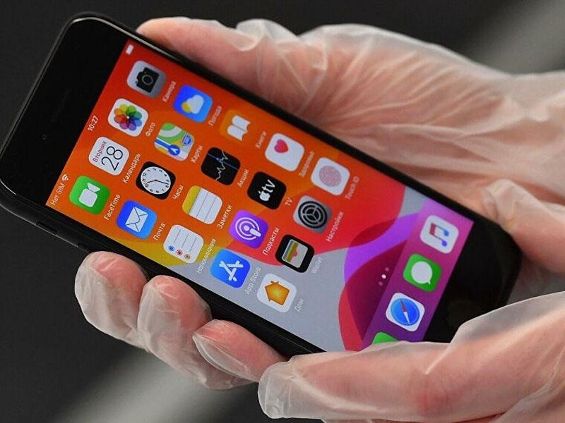 """""""iPhone"""" üçün koronavirus dövründə işi asanlaşdıracaq sistem yeniləməsi buraxılıb"""