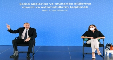 Azərbaycan Prezidenti: Ölkə daxilində elələri tapılır ki, neftin qiymətinin düşməsinə sevinirlər, onlar ermənilərdən də pisdirlər