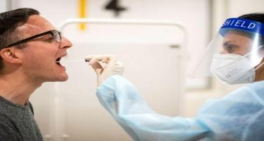 İngiltərə xəstəxanalarında YENİLİK - Koronavirusu qripdən ayıran testlər tətbiq olunacaq