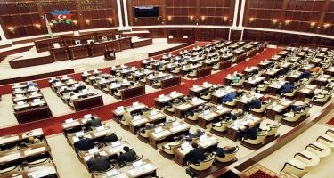 Dövlət büdcəsinə dəyişiklik layihəsi parlamentin plenar iclasına tövsiyə edildi