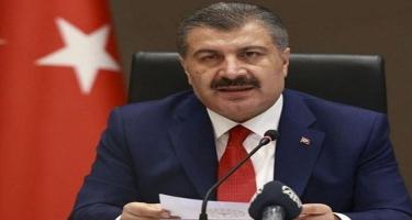 Türkiyədə koronavirusla bağlı vəziyyət gərginləşib, yoluxma sayı artıb