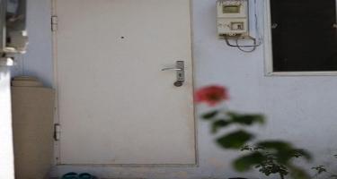 Bakıda ata 2 yaşlı oğlunun boğazını bu evdə kəsdi - TƏFƏRRÜAT - VİDEO - FOTO