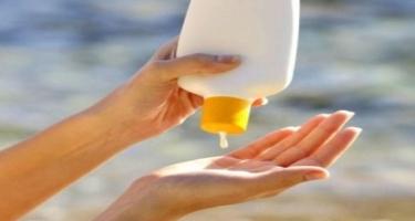 Yayda yaranan allergiyalardan biri: Vaxtı keşmiş Günəş kremlərinə diqqət!